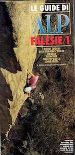 """Le Vie di Plat e Ferraris sulla Rivista """"Le Guide di Alp""""- 1994"""